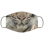 Tiger Face Mask