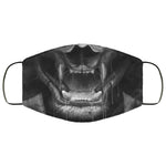 Werewolf Scary Skull Face Mask