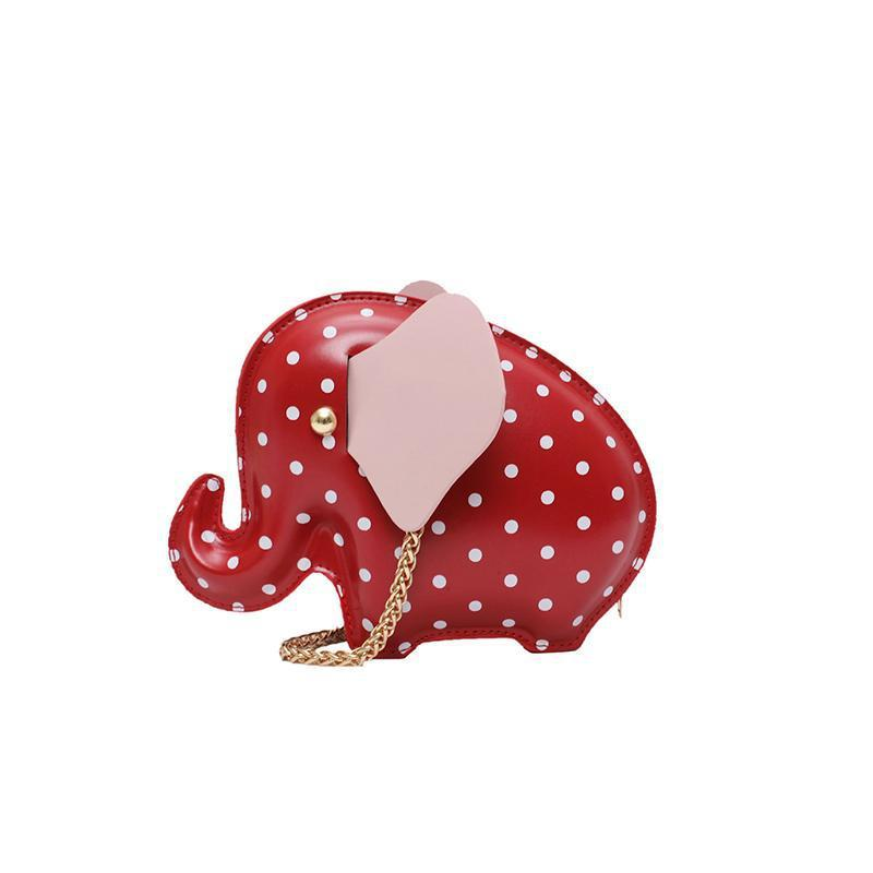 Baby Elephant Mini Bag-Pordein