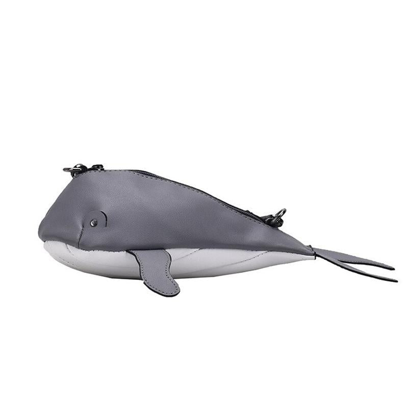 Blue Whale Mini Bag-Pordein