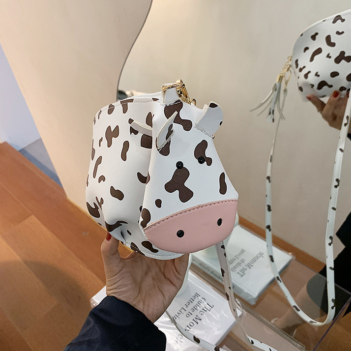 Cow Mini Bag-Pordein