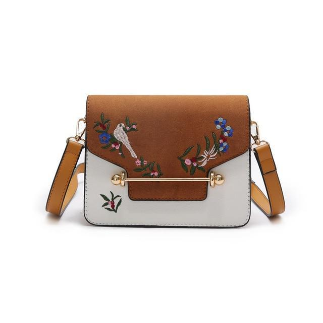 Daisy Shoulder Bag-Pordein