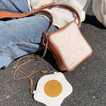 Eggs & Toast Mini Bag-Pordein