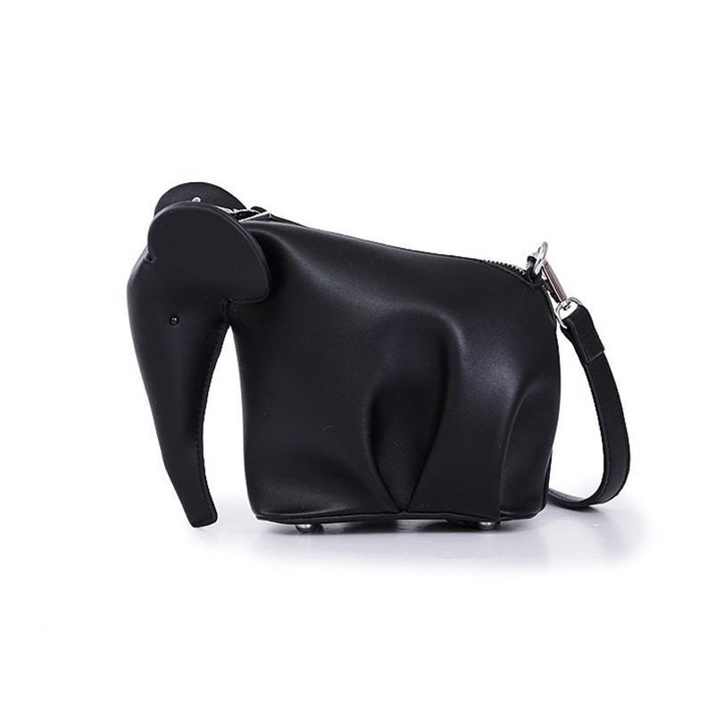 Elephant Mini Bag-Pordein