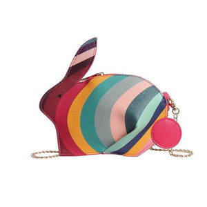 Rabbit Mini Bag-Pordein