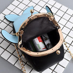 Whale Mini Bag-Pordein