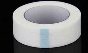 3M roll paper medical tape used in eyelashing process-Eyelash Extension Supplies Australia - The Lash Merchant - 0473 499 195