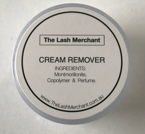 Eyelash Extension Remover - Cream