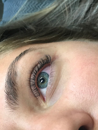 Eyelash Extension Training Perth - Volume Lashes