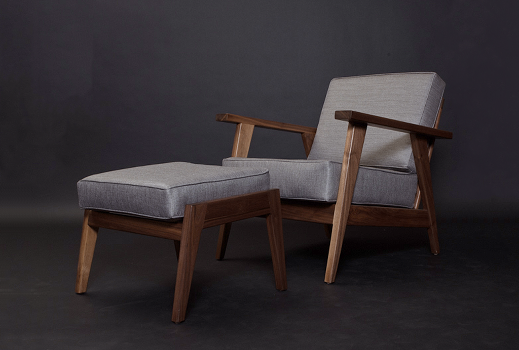 Lounge Chair Abuelo Design Principles