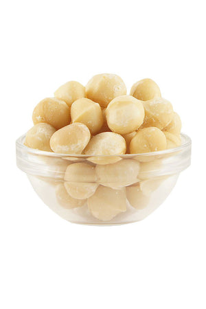 Macadamia Nuts 125g - Mother Earth