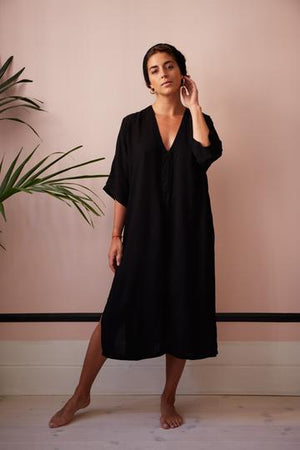 Black Kaftan - Grounded Factory