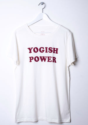Kim T-Shirt Yogish Power - Yogish Collective