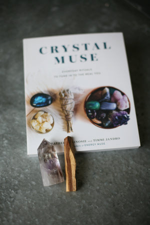 Crystal Healing bundle (699kr <s>778kr</s> )