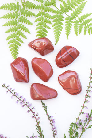 Red Jasper Crystal
