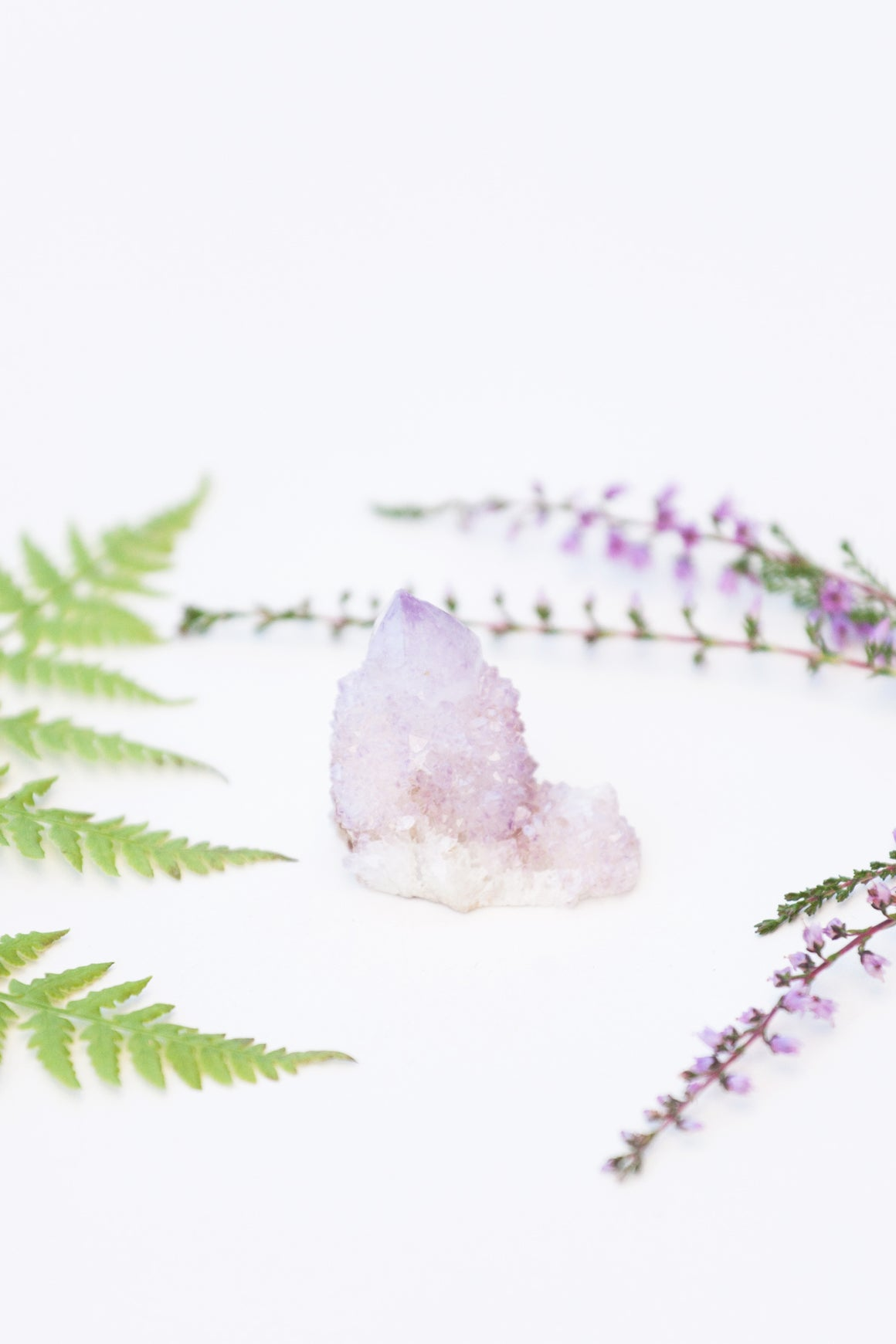 Spirit Quartz Crystal