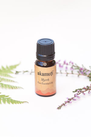 Myrrh Pure Essential Oil 10 ml - Akamuti