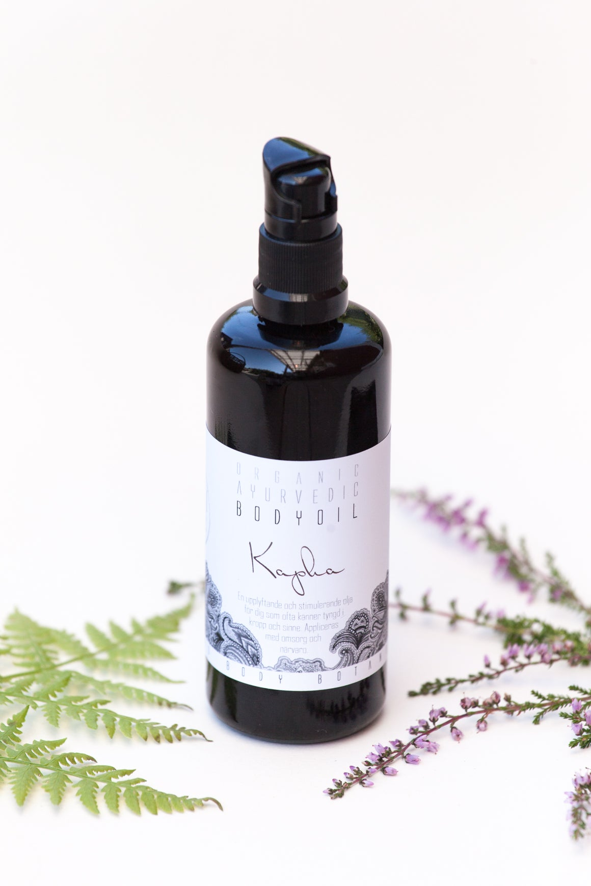 Kapha Body Oil - KaliFlower Organics
