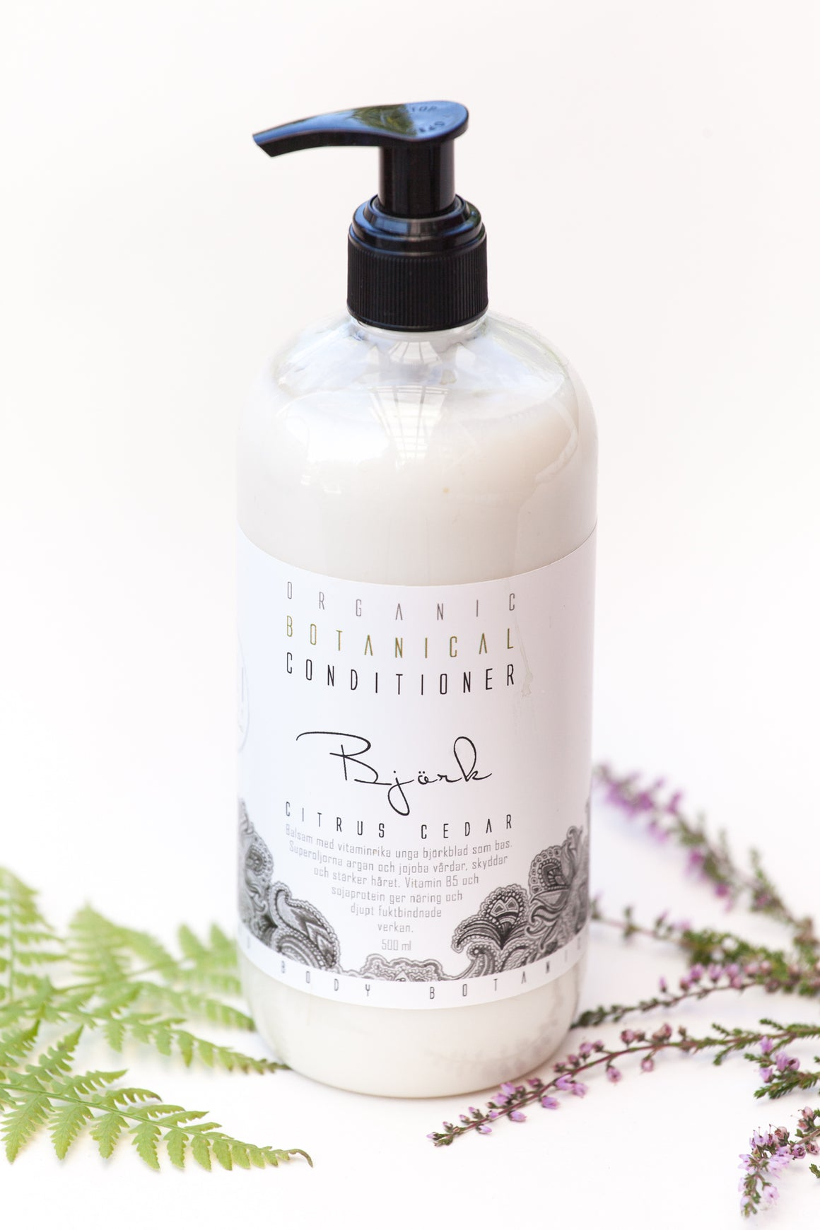 Organic Birch Leaf Conditioner - KaliFlower Organics
