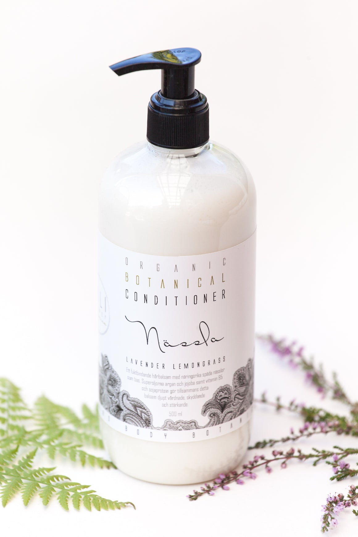 Organic Nettle Conditioner - KaliFlower Organics