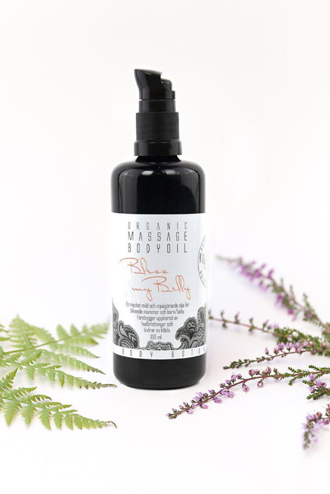 Bless My Belly Stretch Mark Oil - Kaliflower Organics