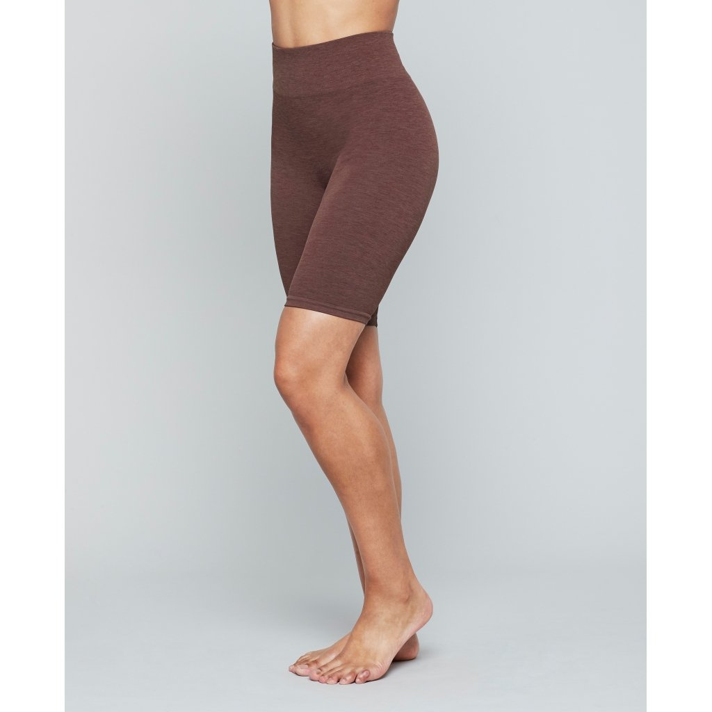 Seamless Biker Shorts Earth - Moonchild