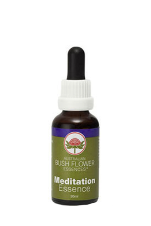 Meditation - Bush Flower Essence
