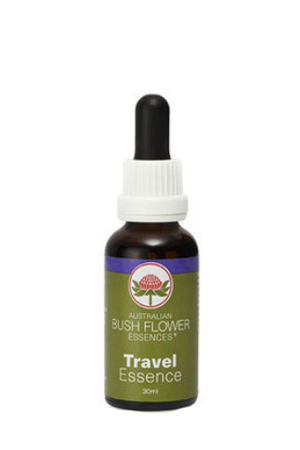 Travel -  Bush Flower Essence