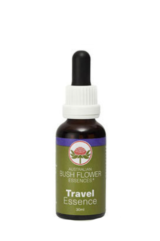 Travel Drops -  Bush Flower Essence
