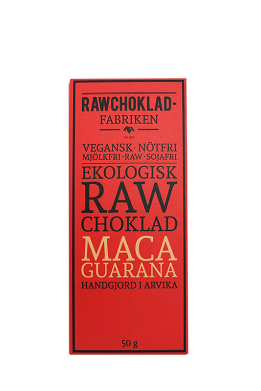 Raw Chocolate Maca Guarana