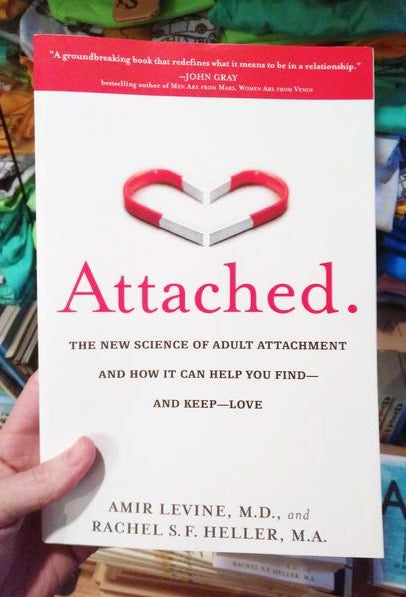 Attached: The New Science of Adult Attachment - Amir Levine & Rachel Heller