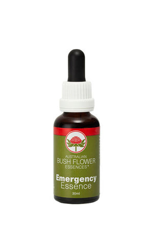 Emergency Drops- Bush Flower Essence