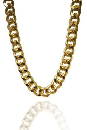 Gold Digger Collier Brass - Bohemia Collection