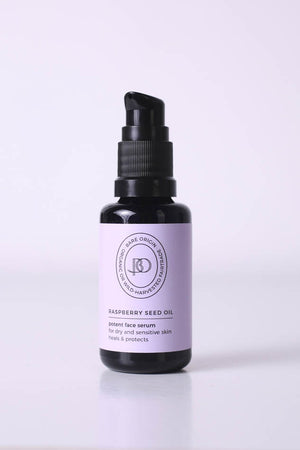 RASPBERRY SEED OIL 30ml - Bare Origins