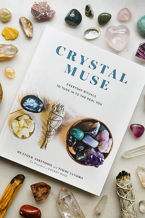 Crystal Muse - Heather Askinosie & Timme Jandro