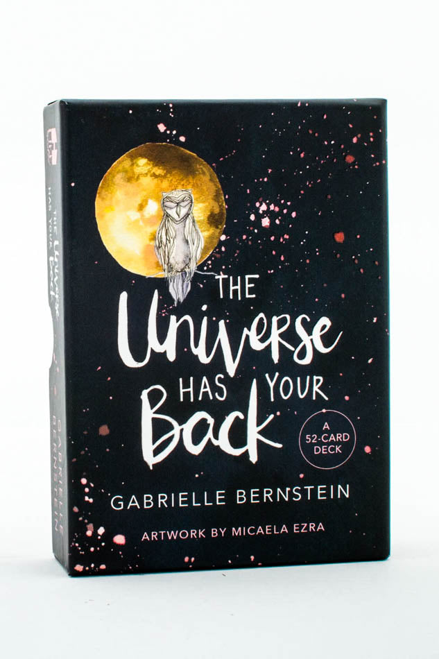 The Universe Has Your Back tarot by Gabrielle Bernstein