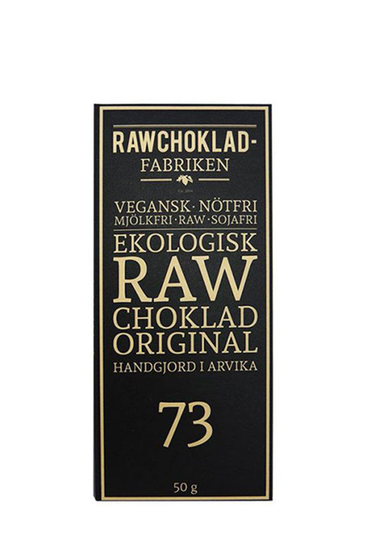 Raw Chocolate Original 73%