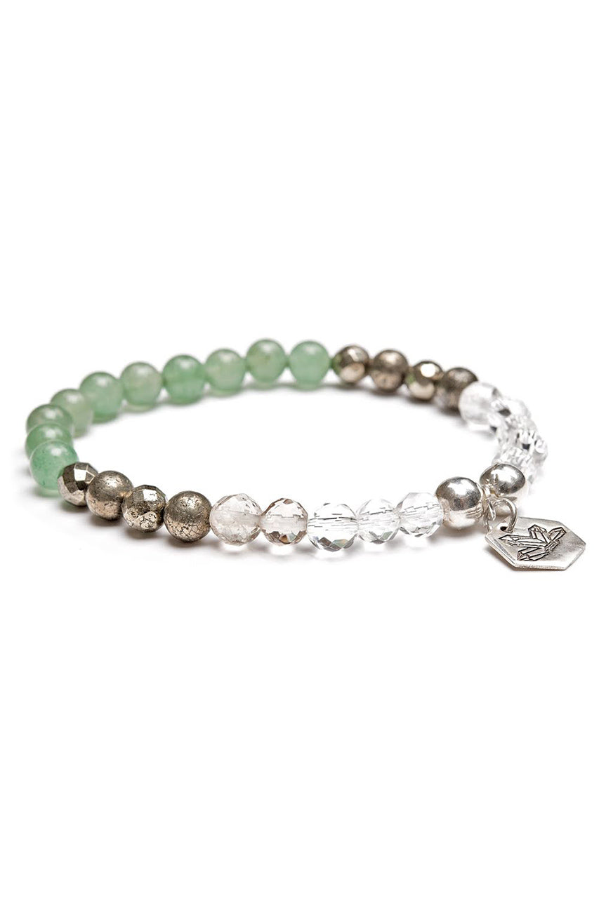 Wealth Intention Bracelet