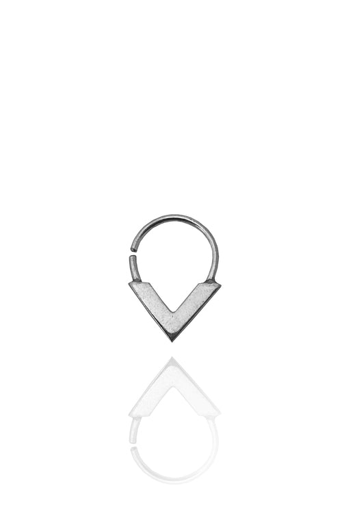 20 % OFF Septum Earring 925 Silver - Bohemia Collection