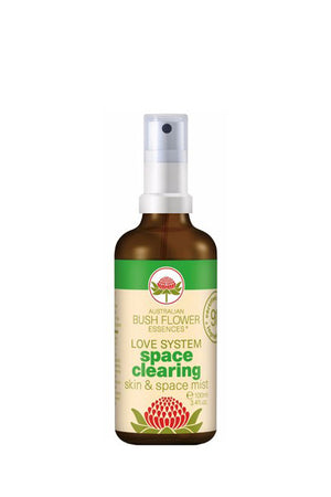 Space Clearing Spray - Bush Flower Essence