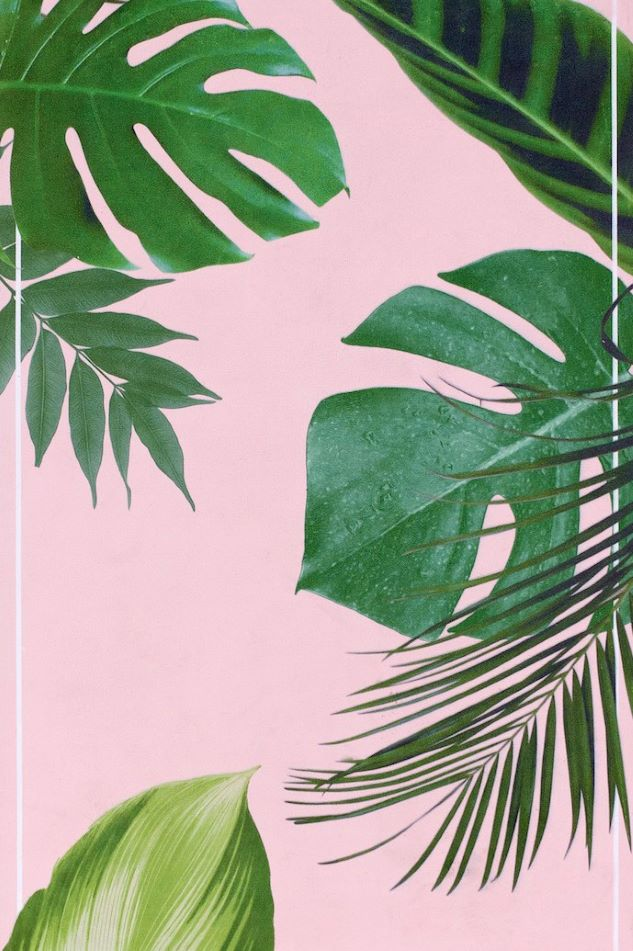 Botanical Pink Yoga Mat - Grounded Factory