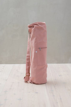 Yoga Mat Bag Pink - Yogiraj