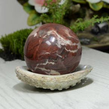 1197.38 ct  Spherical Multicolor Jasper 52.8 mm