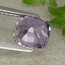 1.59 ct  Cushion-Cut Violet Spinel 6.9 x 6.4 mm