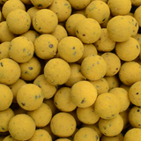 THE ORIGINALS TOP BANANA SHELF-LIFE BOILIES 15MM
