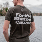 SHARPER CARPER T-SHIRT GREEN