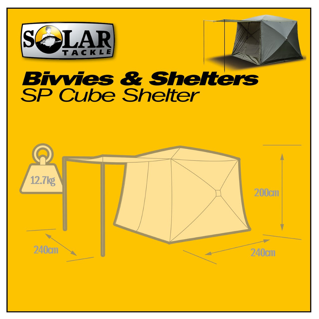 SP CUBE SHELTER