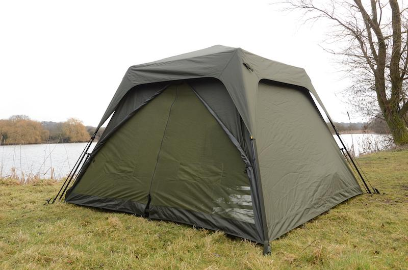 SP BANKMASTER QUICK-UP SHELTER