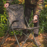 UNDERCOVER CAMO FOLDABLE EASY CHAIR - HIGH