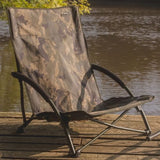 UNDERCOVER CAMO FOLDABLE EASY CHAIR - LOW